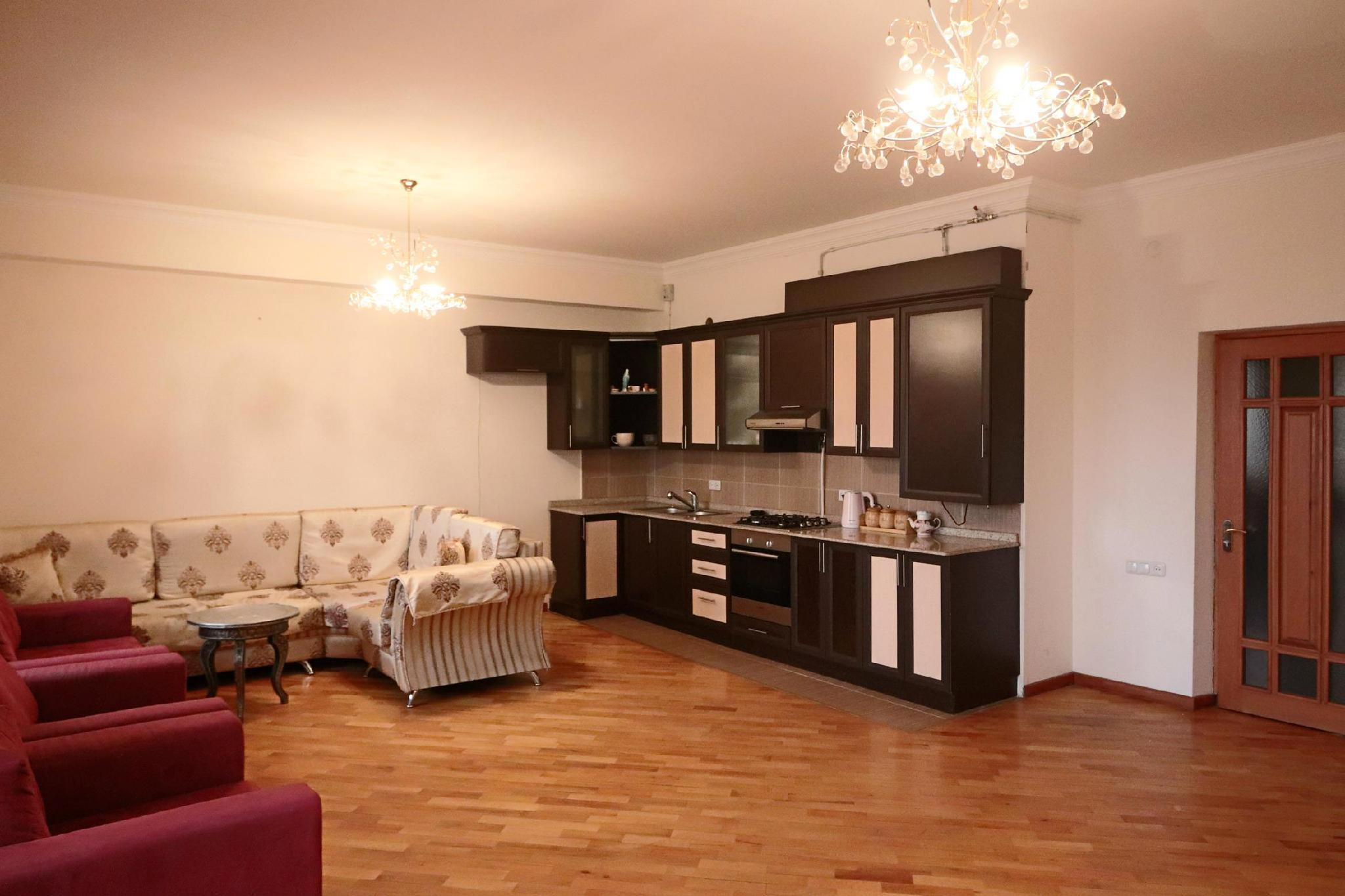 Luxury Apartment In The Heart Of Yerevan