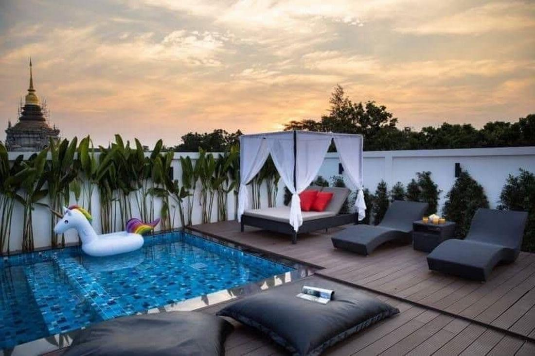 Lanna Modern Style Pool Villa