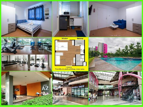 Family Apartment My Home In Bangkok C1/514 Bangkok