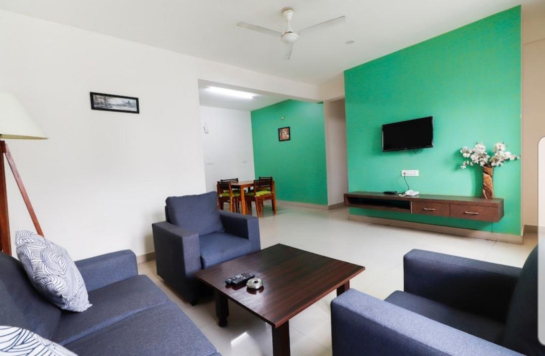 Nestoya Service Apartment @Koramangala