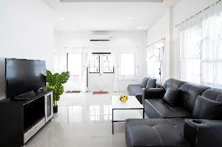[シャロンムアン]一軒家(120m2)| 3ベッドルーム/2バスルーム 3BR cozy house,near Train Station