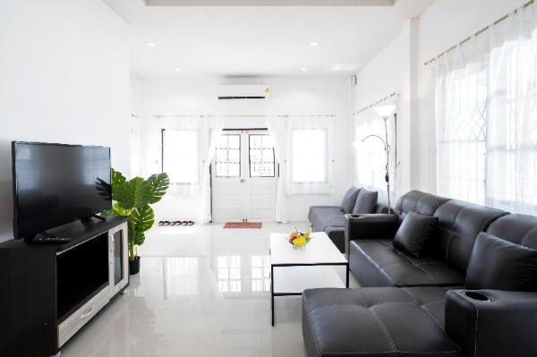 3BR cozy house,near Train Station Chiang Mai