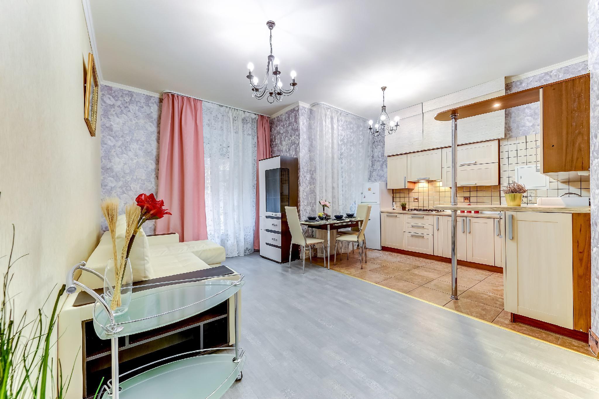 Victoria Apartment Bagration On Mokhovaya 42 1.