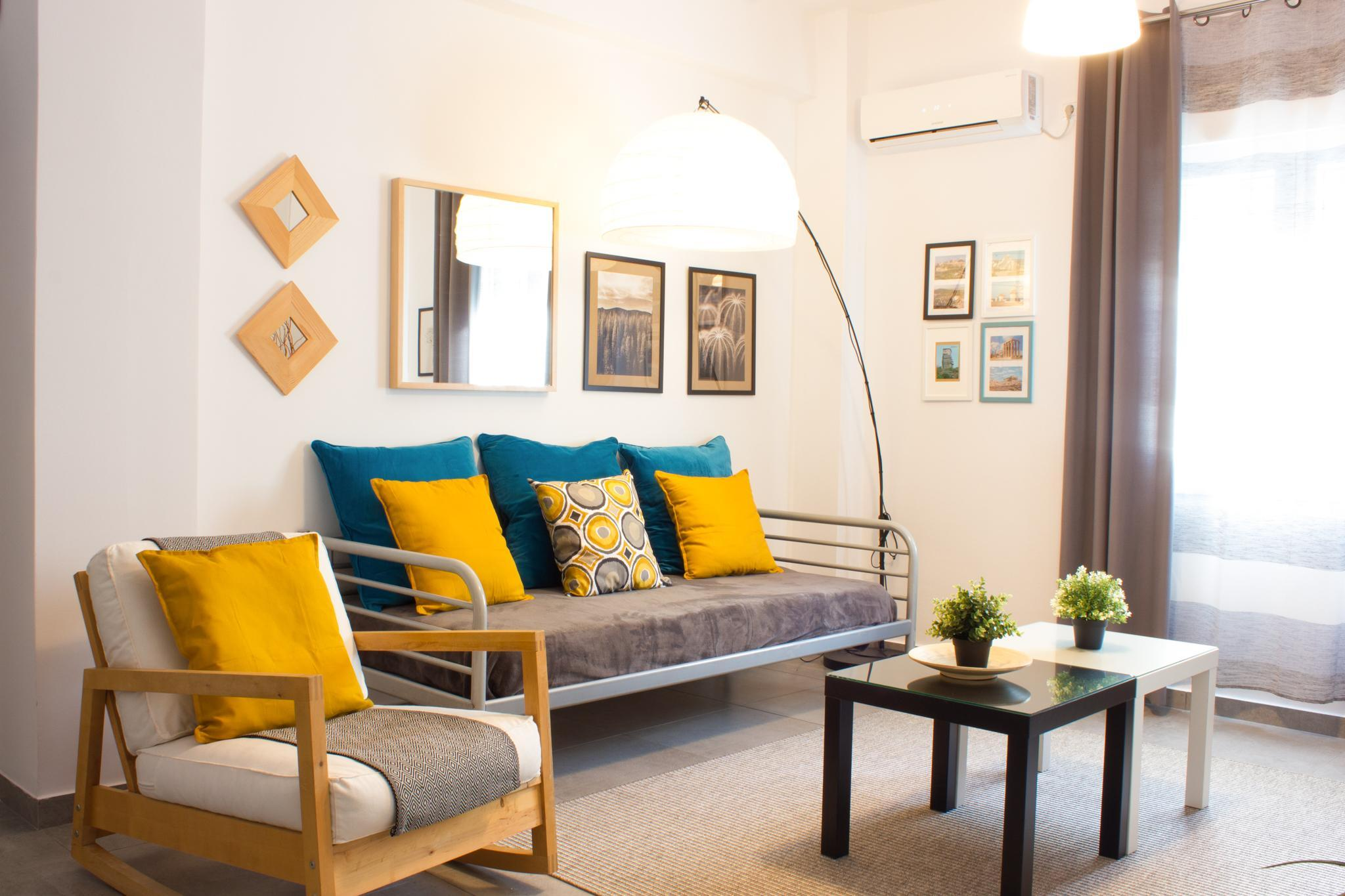 Athens Cozy Apartment Close To Acropolis Museum