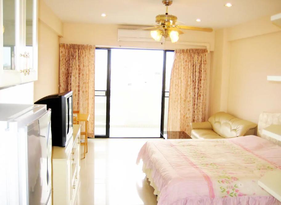 833 Perfect Pool Side View South Pattaya  Walk St บ้านเดี่ยว 1 ห้องนอน 1 ห้องน้ำส่วนตัว ขนาด 30 ตร.ม. – พัทยาใต้