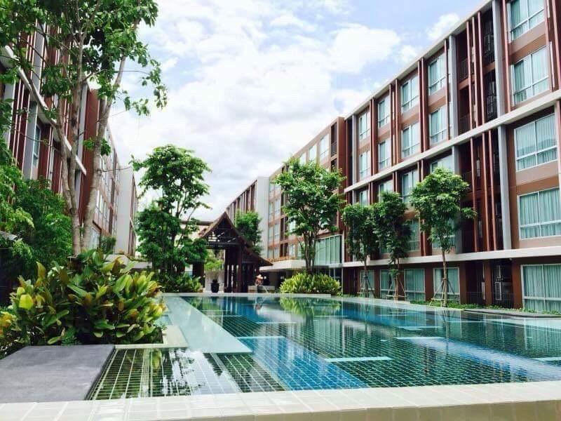 D Vieangsantitham อพาร์ตเมนต์ 1 ห้องนอน 1 ห้องน้ำส่วนตัว ขนาด 34 ตร.ม. – ช้างเผือก