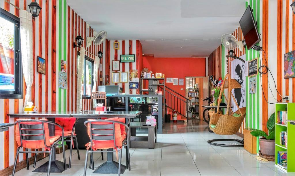 Corsica, Guesthouse , superior, N 10 บ้านเดี่ยว 7 ห้องนอน 8 ห้องน้ำส่วนตัว ขนาด 320 ตร.ม. – กะตะ