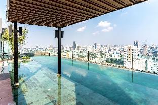 Luxury apartment, Amazing Rooftop pool, Centre. อพาร์ตเมนต์ 1 ห้องนอน 1 ห้องน้ำส่วนตัว ขนาด 42 ตร.ม. – สุขุมวิท