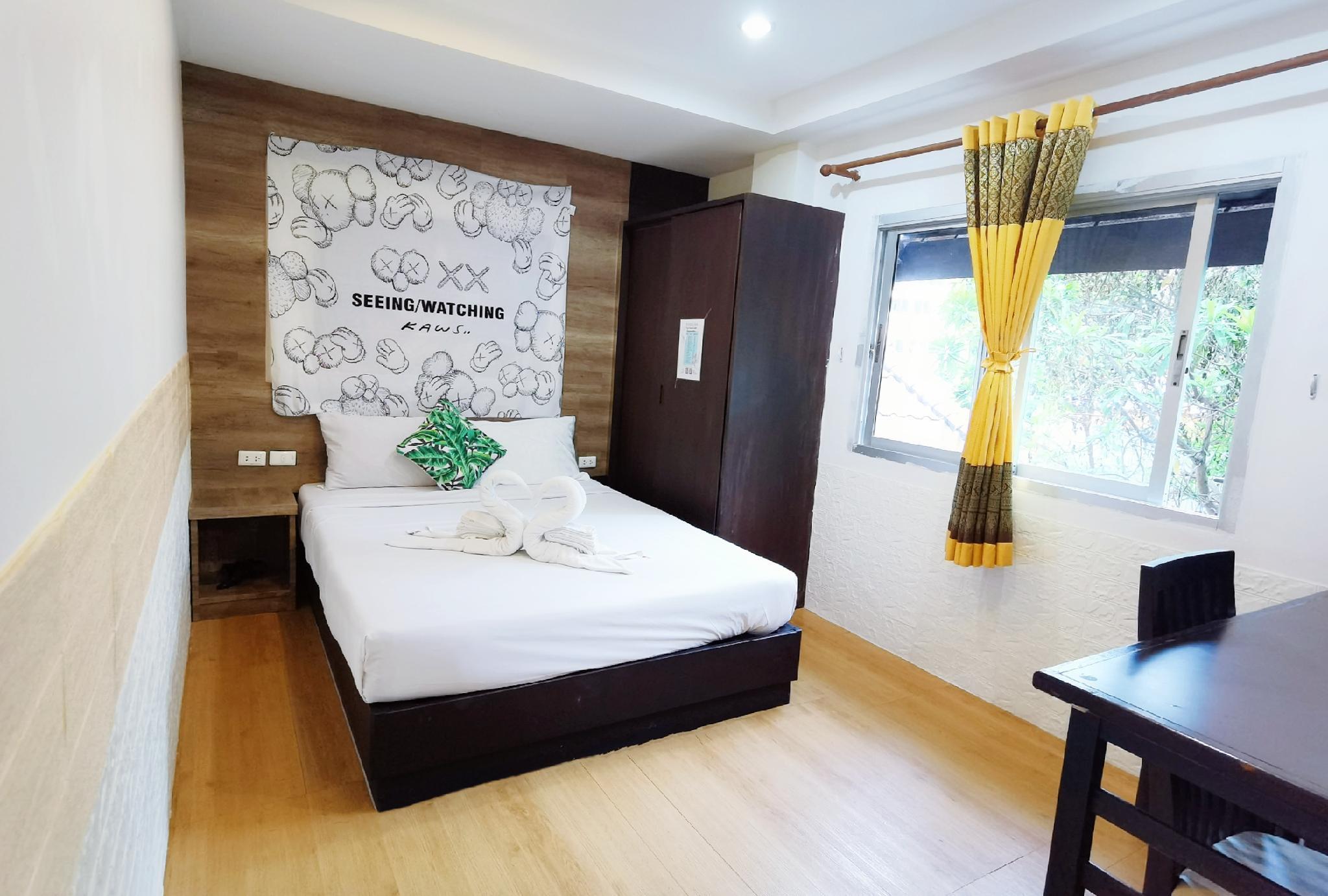 21Patong beach#Economy room#Near bangla road อพาร์ตเมนต์ 1 ห้องนอน 0 ห้องน้ำส่วนตัว ขนาด 25 ตร.ม. – ป่าตอง