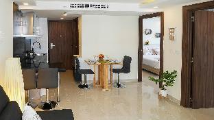 [パタヤ中心地]アパートメント(70m2)| 2ベッドルーム/2バスルーム Grand Avenue Pool View