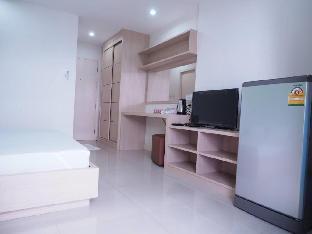 [スクンビット]スタジオ アパートメント(26 m2)/1バスルーム KingBed Room 3 Baan MekMok 64 near BTS
