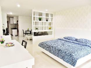 Baan Klang Condominium Hua Hin อพาร์ตเมนต์ 1 ห้องนอน 1 ห้องน้ำส่วนตัว ขนาด 50 ตร.ม. – กลางเมืองหัวหิน