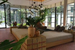 [チャアム ビーチフロント]アパートメント(40m2)| 1ベッドルーム/1バスルーム 1 bedroom Ground Floor near Regent Chalet Cha-am