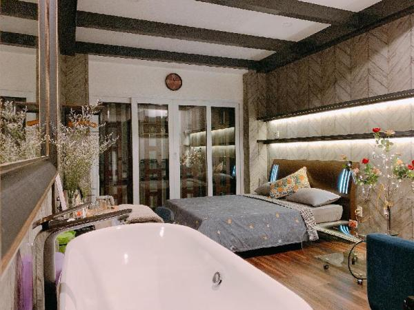 Luas Cosy Home - The Luxurious Hideaway Ho Chi Minh City
