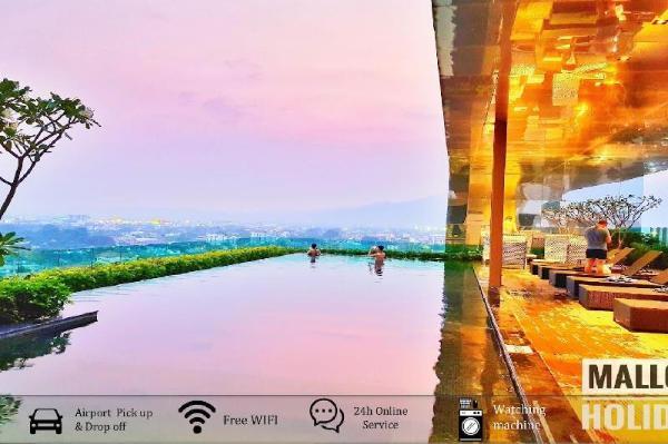 Quiet  Airport Transfer  Washer- Netflix - Pool Chiang Mai