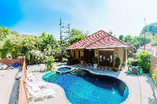 Pattaya Pool villa Golden 5B/5Bw บ้านเดี่ยว 5 ห้องนอน 5 ห้องน้ำส่วนตัว ขนาด 300 ตร.ม. – หาดจอมเทียน
