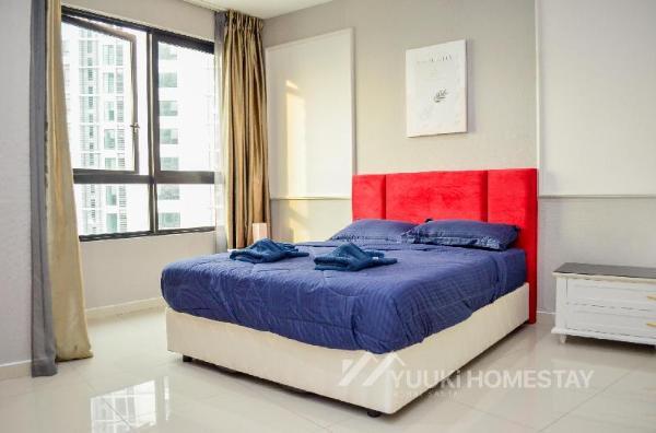 I City @ I Soho 1 BEDROOM @Yuuki Homestay (0013W) Shah Alam