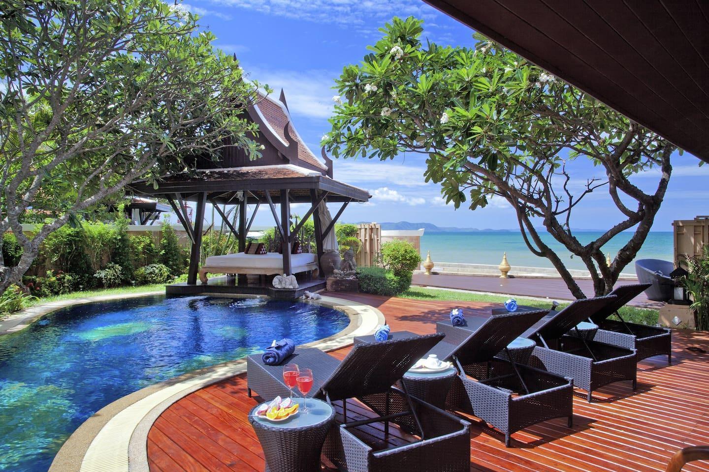 Villa Golden Sunset 6 Bedrooms บ้านเดี่ยว 6 ห้องนอน 6 ห้องน้ำส่วนตัว ขนาด 300 ตร.ม. – นาจอมเทียน