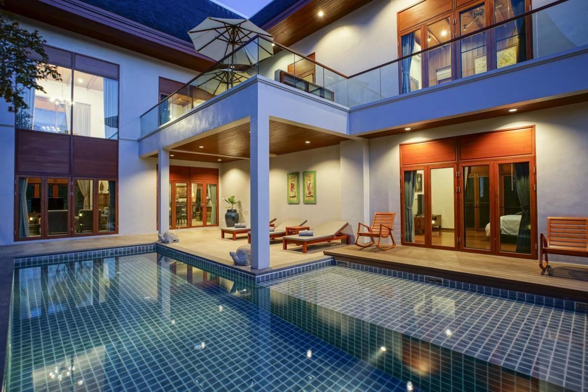 Grace Villa with Private Pool วิลลา 3 ห้องนอน 5 ห้องน้ำส่วนตัว ขนาด 441 ตร.ม. – แม่ริม