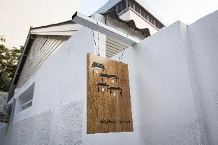 [ラチャダーピセーク]アパートメント(32m2)| 1ベッドルーム/1バスルーム Ratchada Retreat/Boutique homestay/MRT/Asok room 1