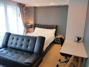 [パタヤ中心地]アパートメント(30m2)| 1ベッドルーム/1バスルーム 507 Centara Avenue POOL View ST Central Pattaya