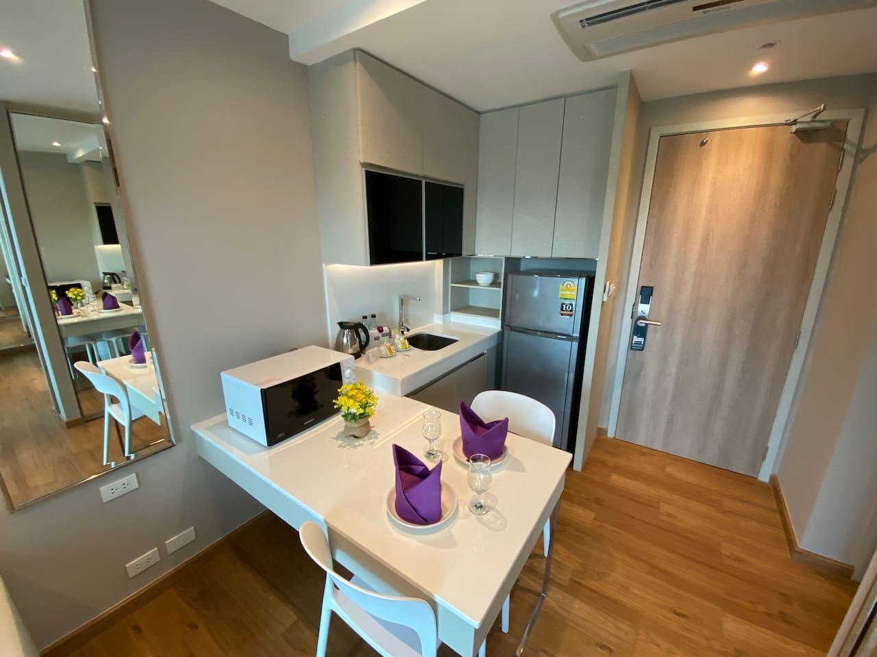 Dahla - Deluxe 1 อพาร์ตเมนต์ 1 ห้องนอน 1 ห้องน้ำส่วนตัว ขนาด 35 ตร.ม. – อ่าวนาง