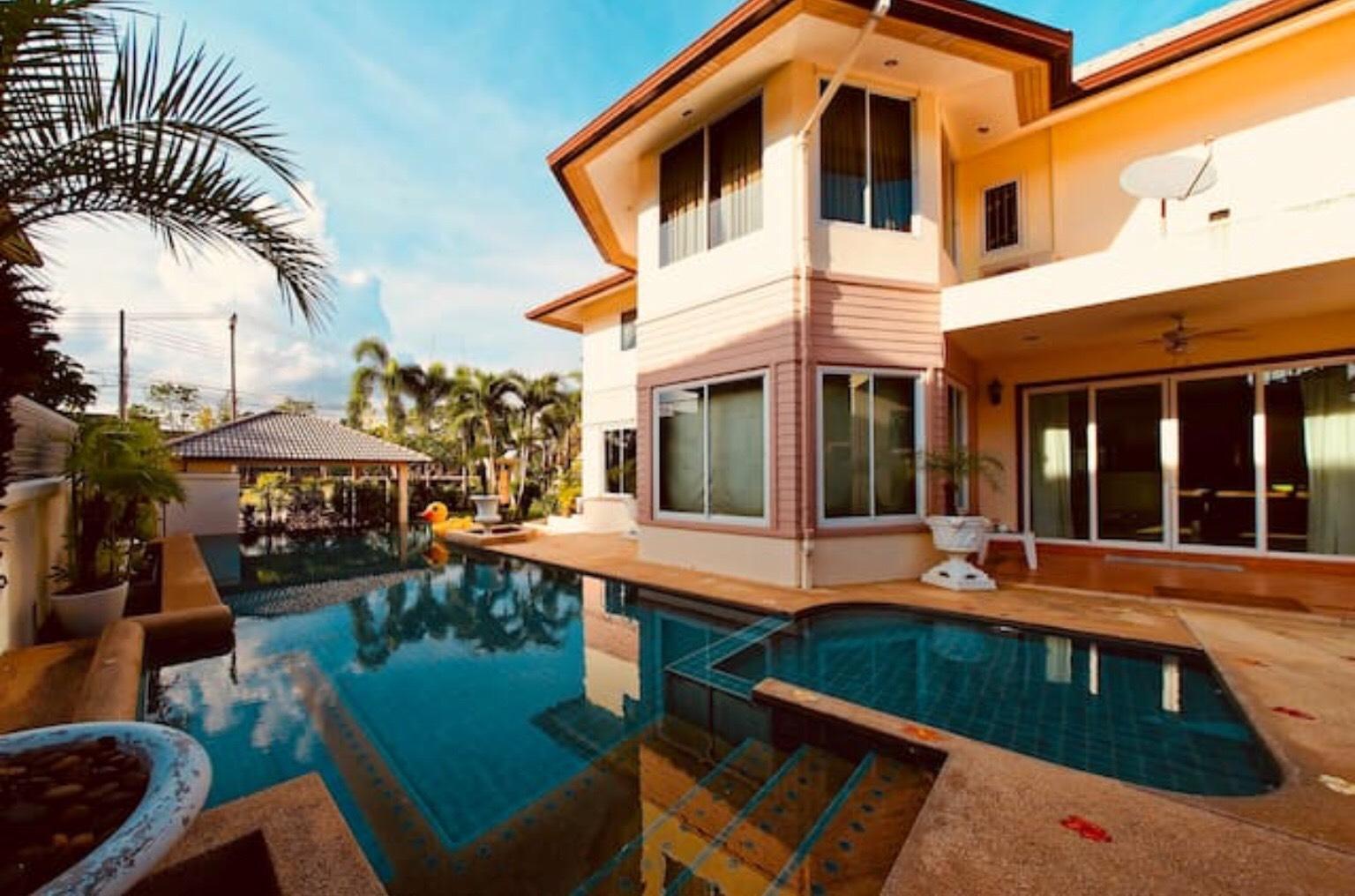 The Farah House บ้านเดี่ยว 5 ห้องนอน 4 ห้องน้ำส่วนตัว ขนาด 250 ตร.ม. – เขาตาโล