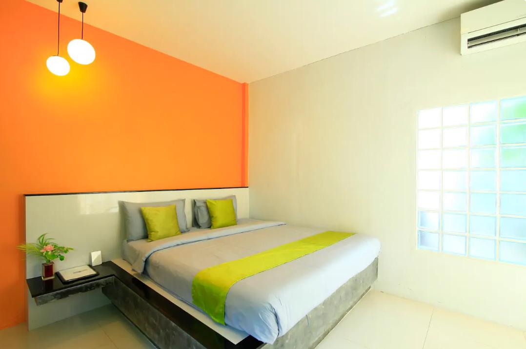 Aonang Paradise Resort Private Cottage5 1 ห้องนอน 1 ห้องน้ำส่วนตัว ขนาด 30 ตร.ม. – อ่าวนาง