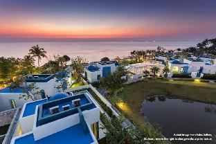 [ホアヒン ビーチフロント]アパートメント(80m2)| 2ベッドルーム/2バスルーム 2BR Beachfront Resort -The Crest Santora Hua Hin