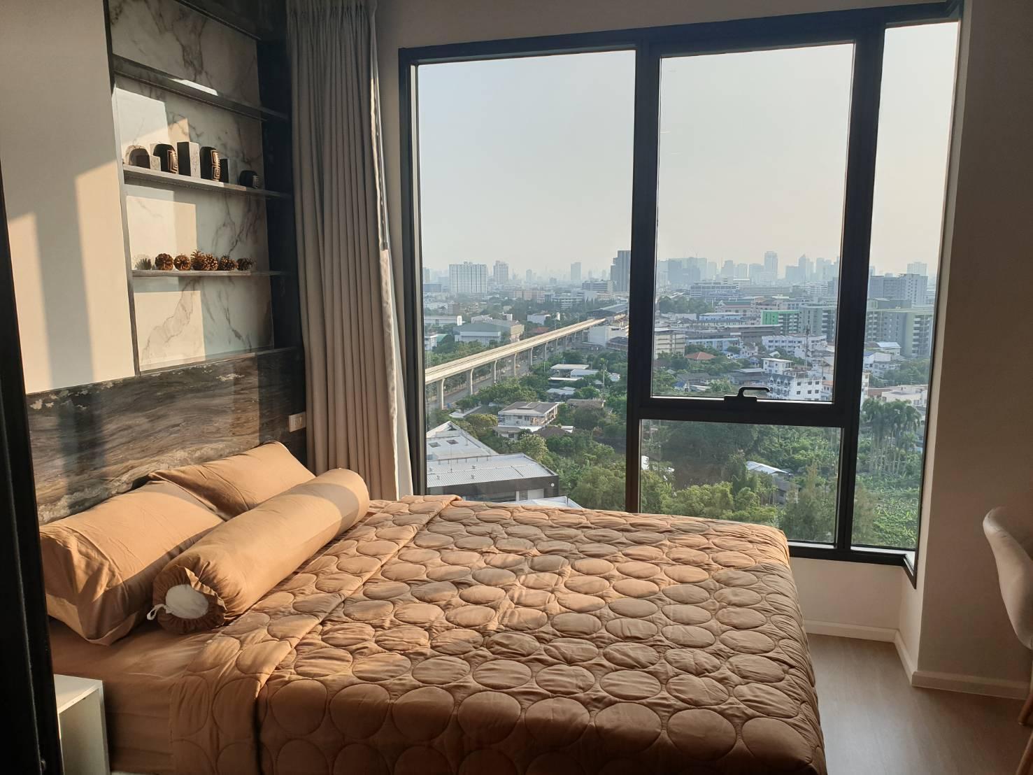 New 1BR Condo @ Sripatum University BTS DMK อพาร์ตเมนต์ 1 ห้องนอน 1 ห้องน้ำส่วนตัว ขนาด 26 ตร.ม. – จตุจักร