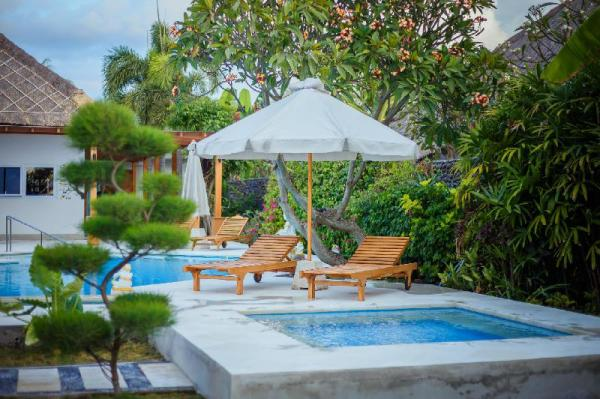 Luxury 4-Bedrooms Villa with pool and jacuzzi Bali