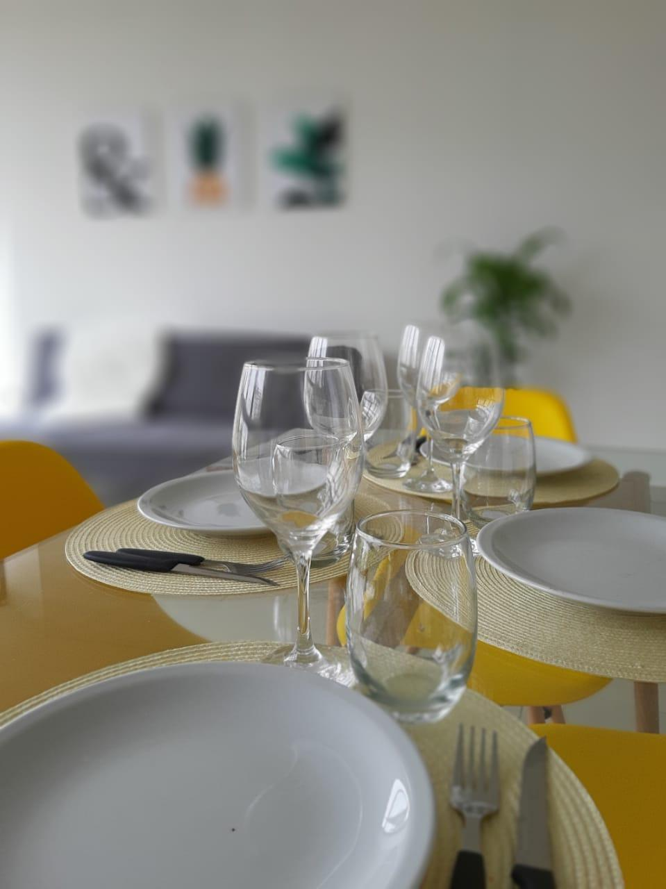 Beautiful furnished apartment  in Buenos Aires