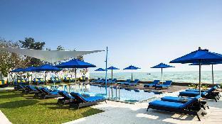 [カオタキアブ]アパートメント(120m2)| 2ベッドルーム/2バスルーム 2 Bed Luxury Serviced Apat SEA front club house