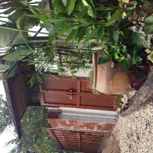 [ランパーン郊外]スタジオ 一軒家(28 m2)/1バスルーム Baan Bua