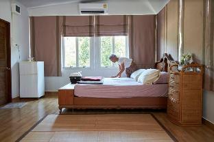 [サラブリー]一軒家(40m2)| 1ベッドルーム/0バスルーム (D-Day) Baan Klangsuan , Private room for 4 pax