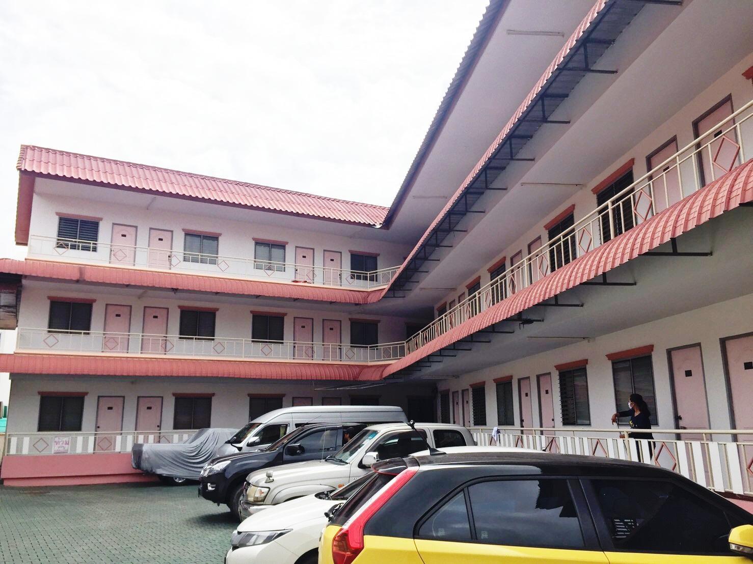 Doi Kham Place 2 อพาร์ตเมนต์ 1 ห้องนอน 1 ห้องน้ำส่วนตัว ขนาด 20 ตร.ม. – สุเทพ