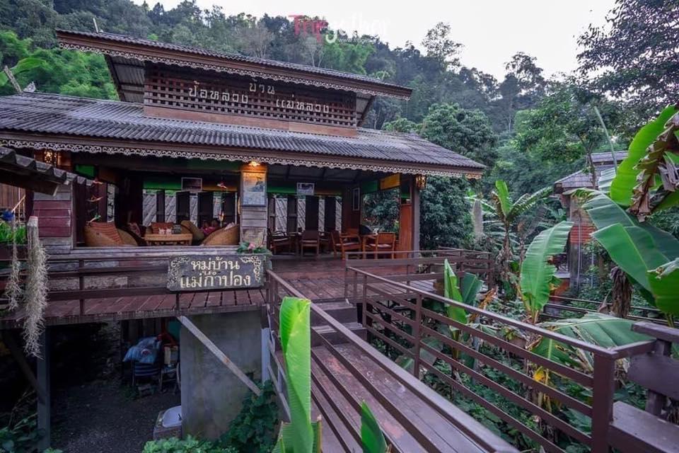 Baan Porluang Maeluang Maekampong 4 บังกะโล 1 ห้องนอน 1 ห้องน้ำส่วนตัว ขนาด 30 ตร.ม. – ดอยสะเก็ด