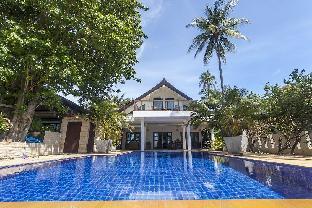 Beach villa with pool and wonderful sea view วิลลา 5 ห้องนอน 3 ห้องน้ำส่วนตัว ขนาด 200 ตร.ม. – หาดพระแอะ