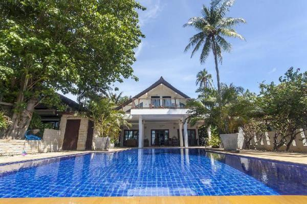 Beach villa with pool and wonderful sea view Koh Lanta
