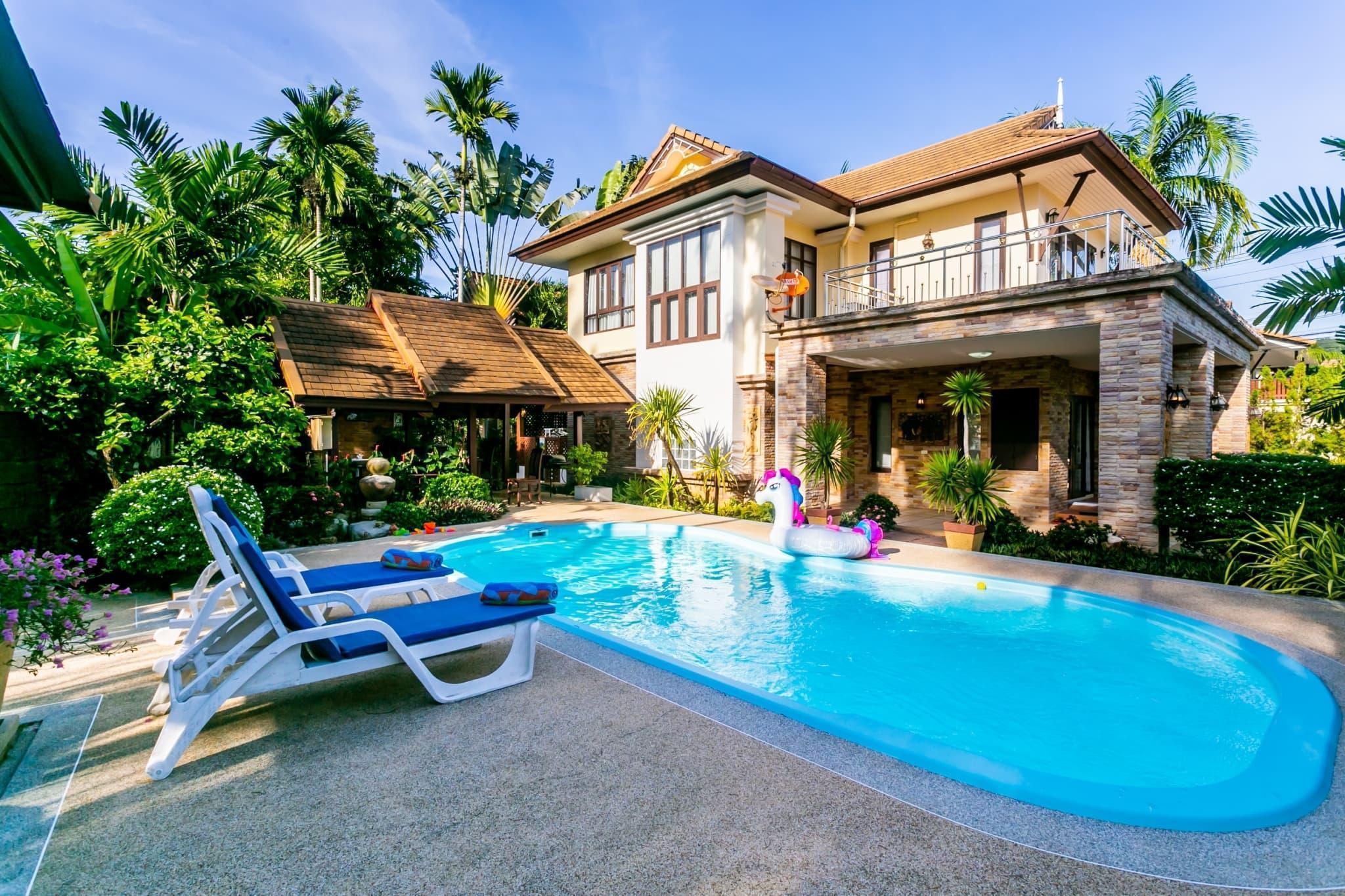 private poolvilla luno 30 วิลลา 3 ห้องนอน 2 ห้องน้ำส่วนตัว ขนาด 120 ตร.ม. – นพรัตน์ธารา