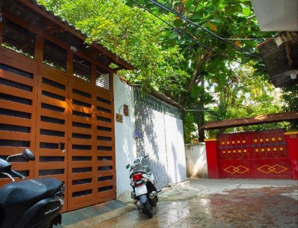 [City Center]-Garden View+Airy Balcony-Apt.1+2+3+4 Ho Chi Minh City