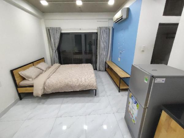 [Crowded Area] 2BR-Near Market, Full Furniture Ho Chi Minh City