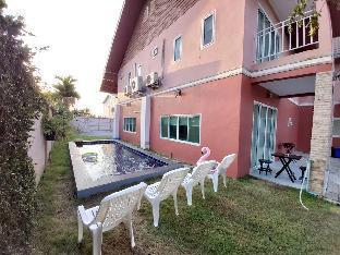Pink private poolvilla 6BR-saltpool- jomtien beach วิลลา 6 ห้องนอน 7 ห้องน้ำส่วนตัว ขนาด 400 ตร.ม. – ห้วยใหญ่