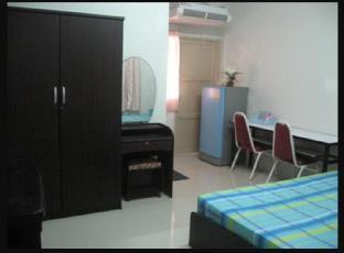 [サンプラン]アパートメント(30m2)| 1ベッドルーム/1バスルーム Sook Aree Deluxe Double Room 2