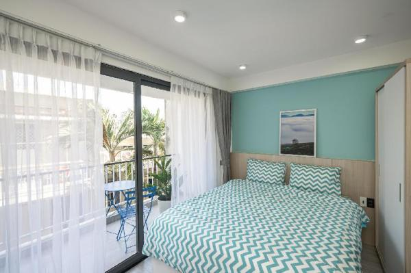 NamAn Stay 1BR-Near Airport- Free Cleaning Fee Ho Chi Minh City