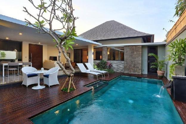 1 Luxury Bedroom Pool Villa - Breakfast