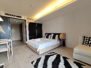 [スクンビット]アパートメント(35m2)| 1ベッドルーム/1バスルーム LUXURY&CENTRAL . 5mins walk to BTS Asok! max3ppl!