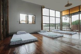 [クルン]バンガロー(30m2)| 1ベッドルーム/2バスルーム Sane Talay Chan Home stay Deluxe Family Room 02