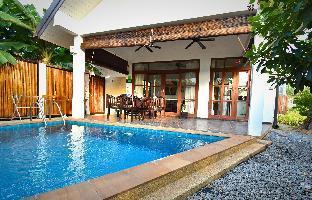 [プラエビーチ]ヴィラ(56m2)| 2ベッドルーム/1バスルーム Cozy pool villa - Malee Beach Villa C4