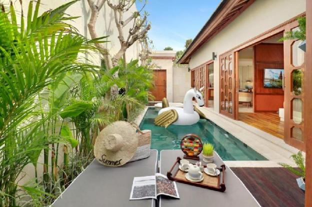 Best Private Pool Villa for Couple at Ubud 1BR